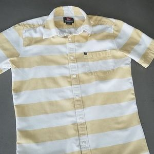 Quiksilver Button Down Shirt